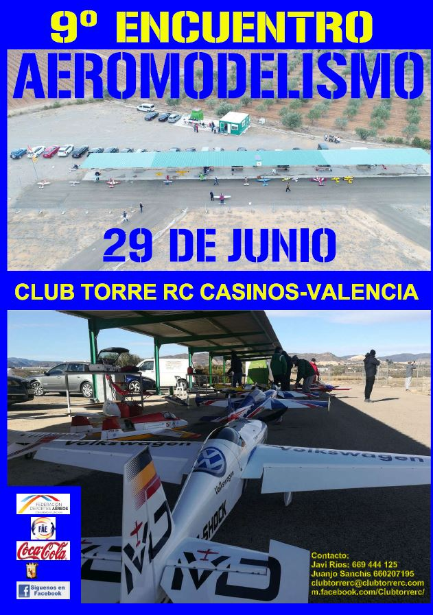 Cartel Torre Casinos 2019 A3